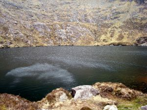 The mysterious, gothic Peddler's Lake.