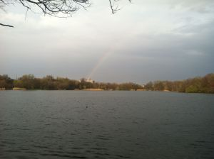 Prospect Park--Spring